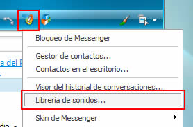 How to install sounds and PLP files in MSN Messenger and